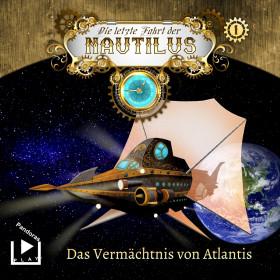 Die letzte Fahrt der Nautilus - Folge 1: Das Vermächtnis von Atlantis