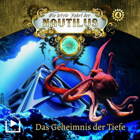 Die letzte Fahrt der Nautilus - Folge 4: Das Geheimnis der Tiefe