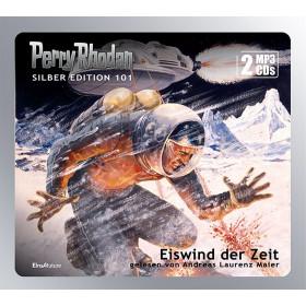 Perry Rhodan Silber Edition 101 Eiswind der Zeit (2 mp3-CDs)