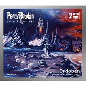 Perry Rhodan Silber Edition 143: Ordoban (2 mp3-CDs)