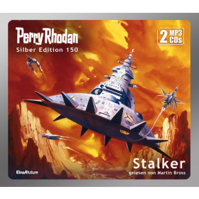 Perry Rhodan Silber Edition 150 Stalker (2 mp3-CDs)
