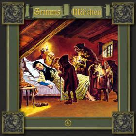 Grimms Märchen 04 Schneewittchen / Von dem Fischer und seiner Frau / Der Wolf und die sieben jungen Geißlein