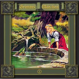 Grimms Märchen 01 Der Froschkönig / Frau Holle / Schneeweißchen und Rosenrot