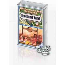 MC Karussell - Scotland Yard 02 - Die Stimme aus dem Untergrund