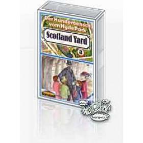 MC Karussell - Scotland Yard 08 - Der Hundemensch vom Hyde Park
