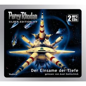 Perry Rhodan Silber Edition 149 : Der Einsame der Tiefe (2 mp3-CDs)