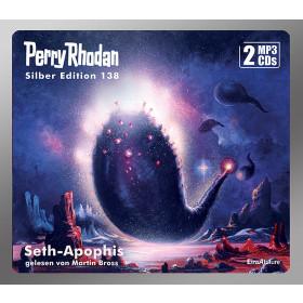 Perry Rhodan Silber Edition 138 Seth-Apophis (2 mp3-CDs)