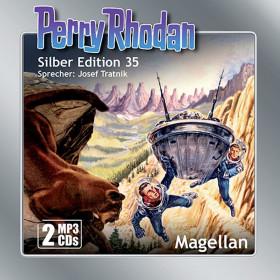 Perry Rhodan Silber Edition 35 Magellan (2 mp3-CDs)