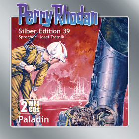 Perry Rhodan Silber Edition 39 Paladin (2 mp3-CDs)