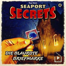 Seaport Secrets 4 – Die blaurote Briefmarke