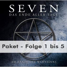 SEVEN - Das Ende aller Tage - Paket - Folge 1 bis 5