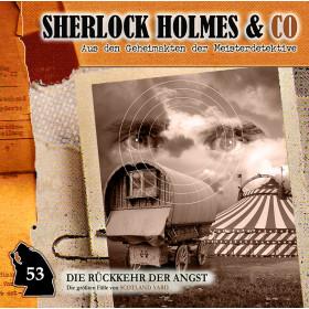 Sherlock Holmes und Co. 53 - Die Rückkehr der Angst