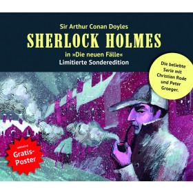 Sherlock Holmes: Die neuen Fälle: Collectors Box 13: Folge 37-39