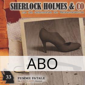 ABO Sherlock Holmes und Co.