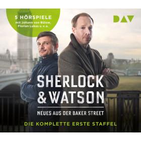 Sherlock & Watson - Neues aus der Baker Street: Die komplette erste Staffel