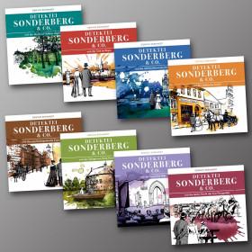 Sonderberg & Co. - Folge 1 bis 8 im Paket