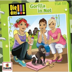 Die drei Ausrufezeichen - Folge 58: Gorilla in Not