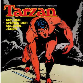 Tarzan - Folge 7: Auf den Spuren der Sklavenjäger (CD)