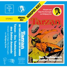 Tarzan - Folge 8: Das Teufelsreich des Doktor Amanada (MC)