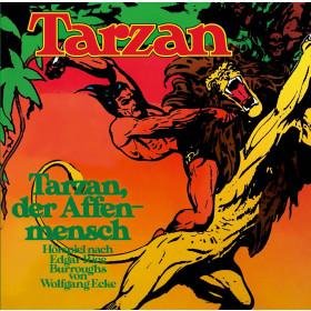 Tarzan - Folge 1: Tarzan, der Affenmensch (CD)