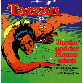 Tarzan - Folge 2: Tarzan und der Piratenschatz (CD)