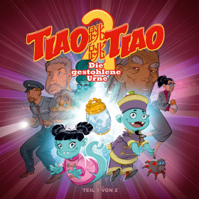 TIAO TIAO 2 – Die gestohlene Urne