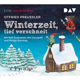 Otfried Preußler - Winterzeit, tief verschneit