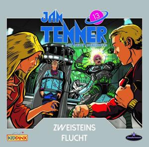 Jan Tenner - Folge 13: Zweisteins Flucht