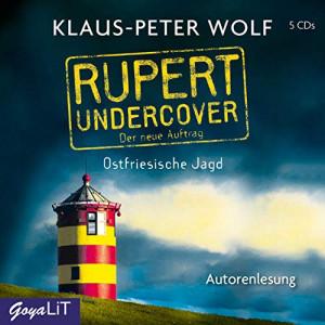 Klaus-Peter Wolf - Rupert undercover. Ostfriesische Jagd