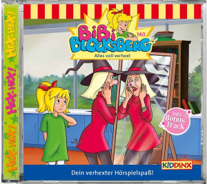 Bibi Blocksberg - Folge 140: Alles voll verhext (CD)