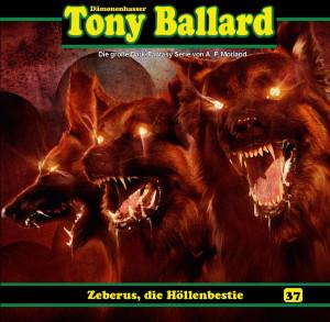 Tony Ballard 37 - Zeberus, die Höllenbestie