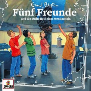 Fünf Freunde 145 Fünf Freunde und die Suche nach dem Mondgestein