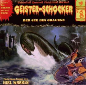 Geister-Schocker 08 See des Grauens