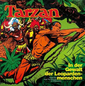 Tarzan - Folge 5: In der Gewalt der Leopardenmenschen (CD)