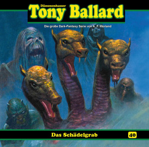 Tony Ballard 40 - Das Schädelgrab (4/4)