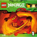 LEGO Ninjago 2. Staffel (CD 1)