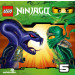 LEGO Ninjago 2. Staffel (CD 5)