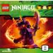 LEGO Ninjago 2. Staffel (CD 8)
