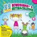 31 tolle Bewegungs- und Mitmachlieder