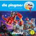Die Playmos - 02 - Angriff der Drachenritter