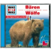 WAS IST WAS Hörspiel Bären / Wölfe