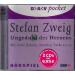 Stefan Zweig, Ungeduld des Herzens, gelesen von Gustl Halenke, M