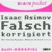 Isaac Asimov - Falsch korrigiert - Hörspiel