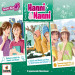 Hanni und Nanni - 17. 3er Box: Teambox (Folgen 56, 57, 58)