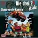 Die drei ??? Kids Folge 04: Chaos vor der Kamera
