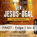 Der Jesus-Deal - Folge 1 bis 4 im Paket