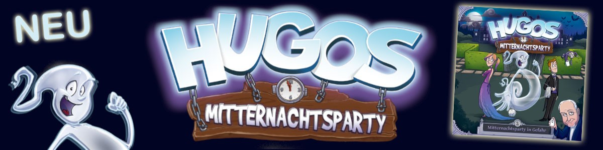 Hugos Mitternachtsparty
