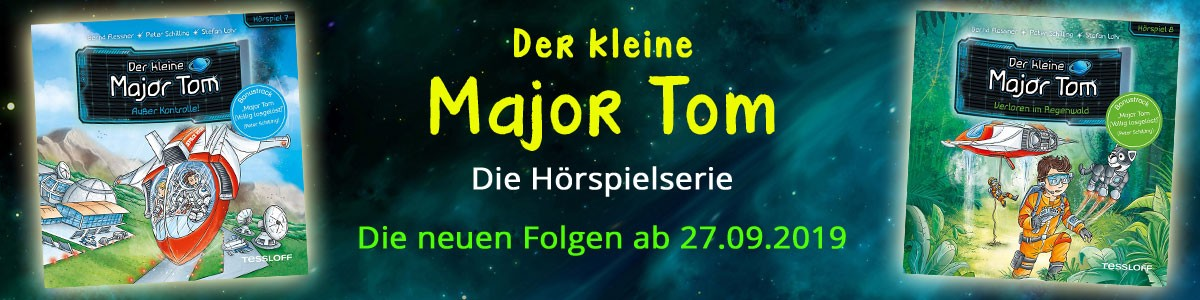 Der kleine Major Tom