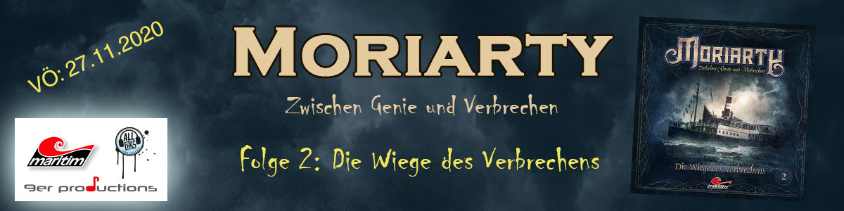 Moriarty - Folge 2