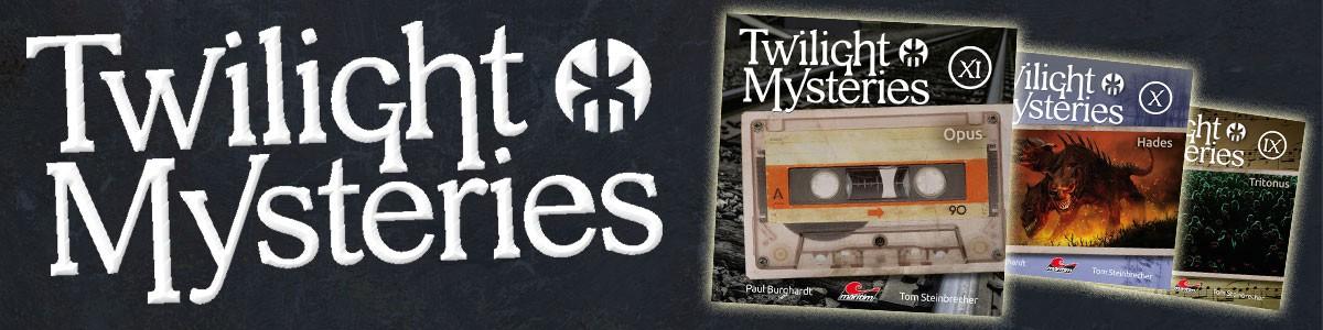 Twilight Mysteries XI